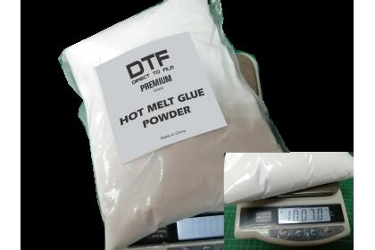Belgium Quality DTF Hotmelt Adhesive Powder 1KG