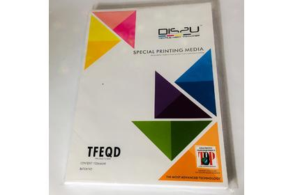 TFEQD A4 GRADE A DYE SUBLIMATION TRANSFER PAPER